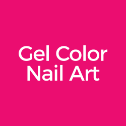 Gel color pictura unghii
